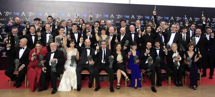 Goyas 2014: Gana Trueba