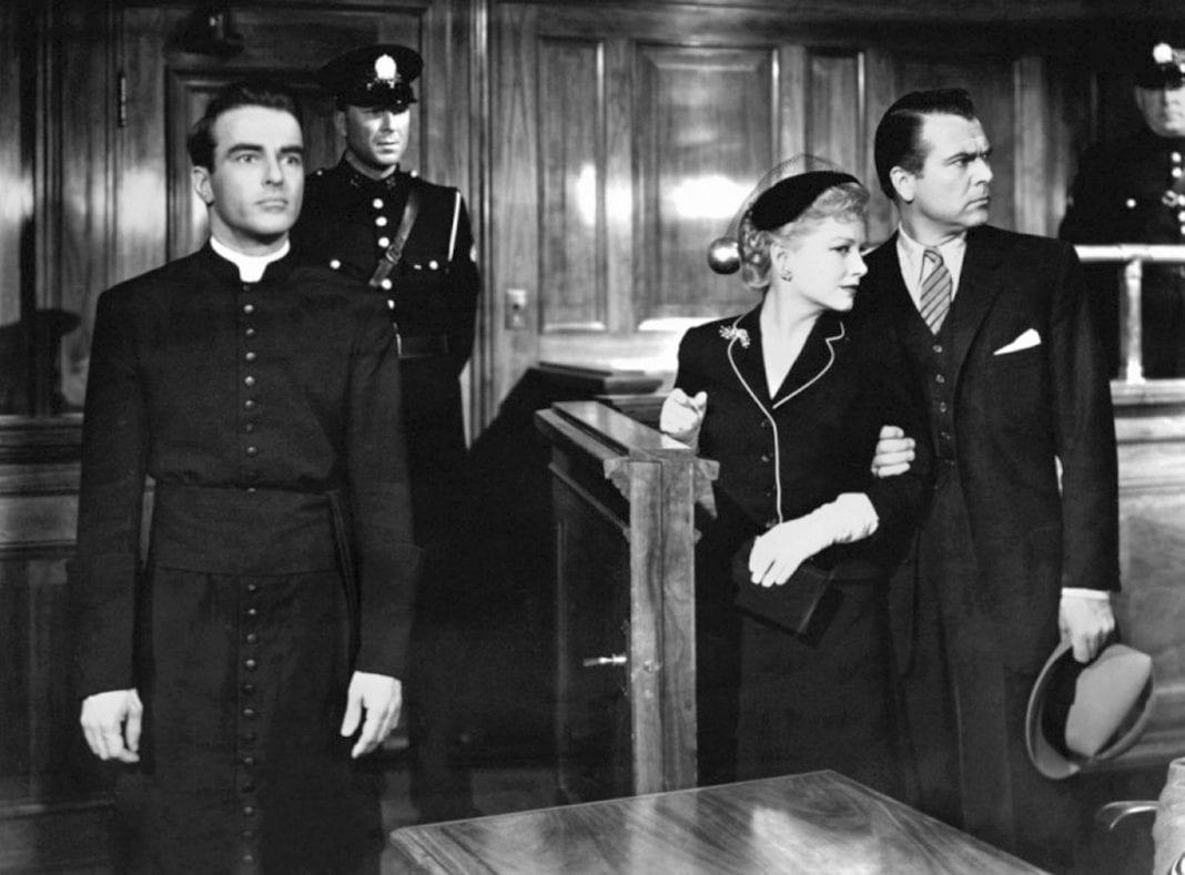 Yo confieso (1953), de Alfred Hitchcock