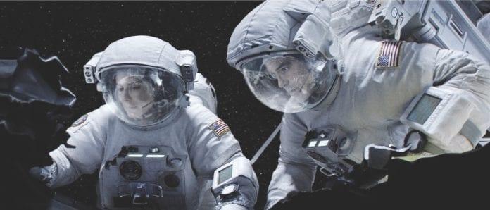 Gravity, de Alfonso Cuarón