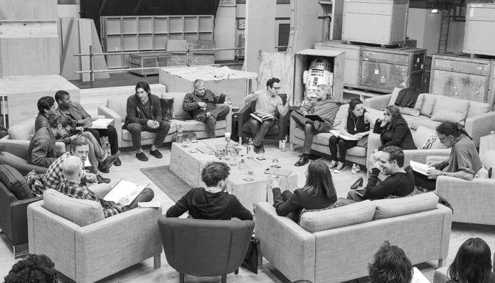 Oscar Isaac y Andy Serkis en el reparto de Star Wars: Episodio VII