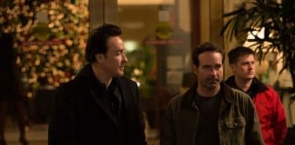 John Cusack y Jason Patric en The Prince (2013), de Brian A. Miller