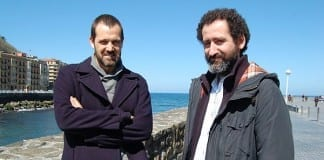 Jon Garaño y José Mari Goenaga, directores de Loreak