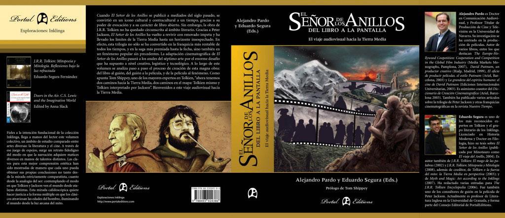 Alejandro Pardo, autor de El Señor de los Anillos: del libro a la pantalla