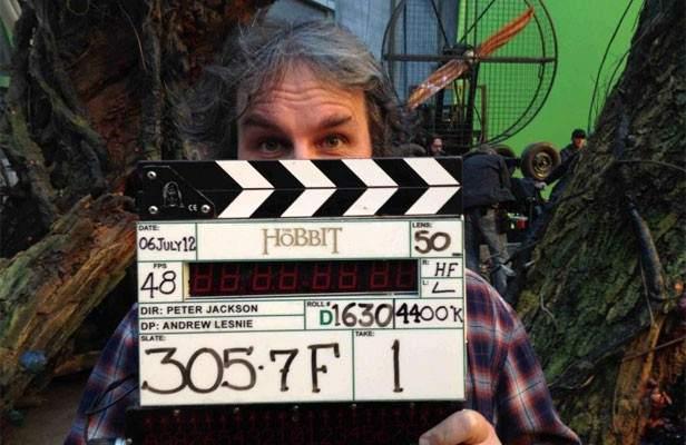 El Hobbit, diseño de producción