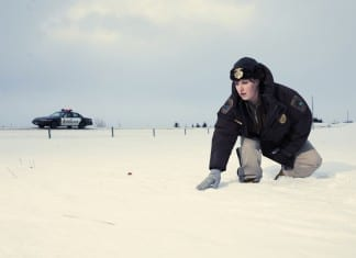 Allison Tolman, en Fargo, serie de Noah Hawley