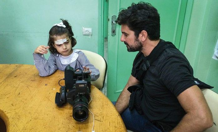Hernán Zin, director de Nacido en Gaza