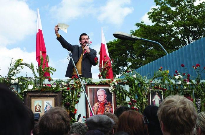 Walesa, la esperanza de un pueblo (2013)