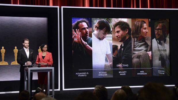Nominaciones Oscar 2015