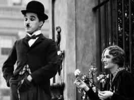 Luces de la ciudad de Charles Chaplin