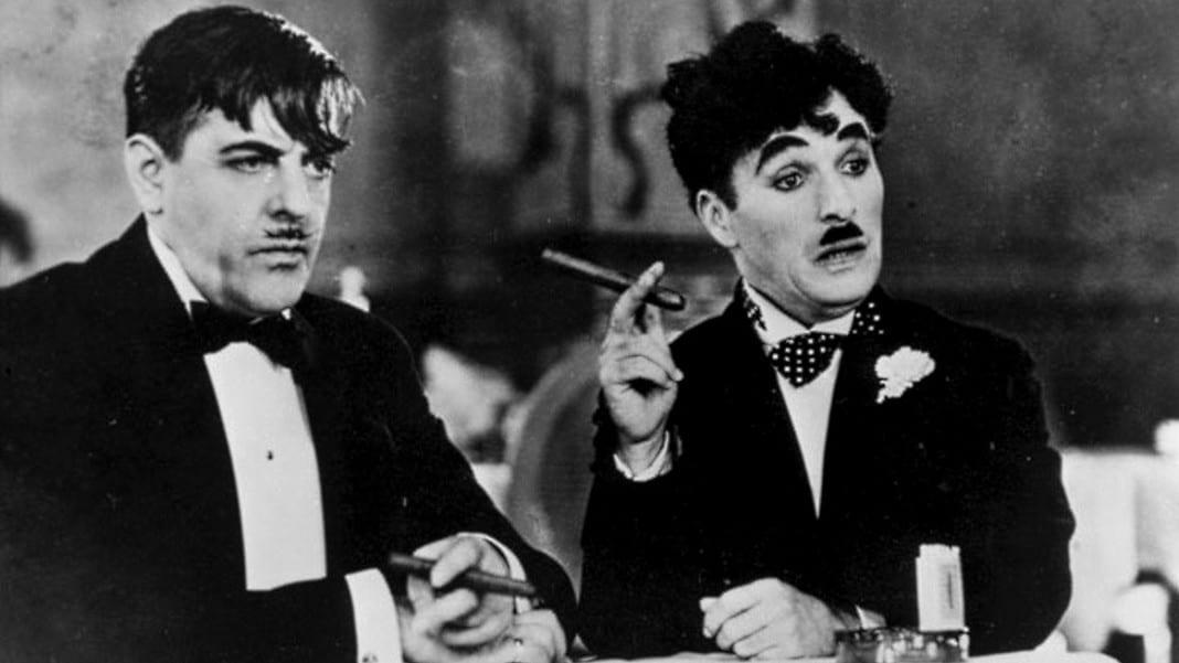 Luces de la ciudad (1931), de Charles Chaplin