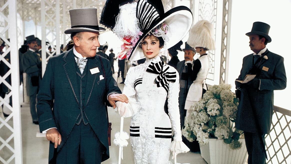 My Fair Lady (1964) dirigida por George Cukor