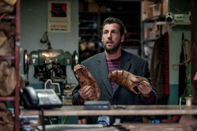 Tom McCarthy, Con la magia en los zapatos