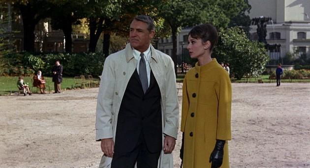 Cary Grant. El capricho de las damas (Charada, 1963)