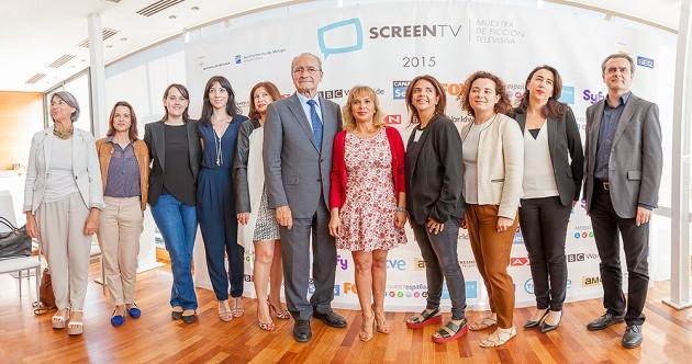 Presentación de Screen TV