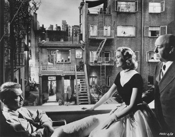La ventana indiscreta (1954), de Alfred Hitchcock