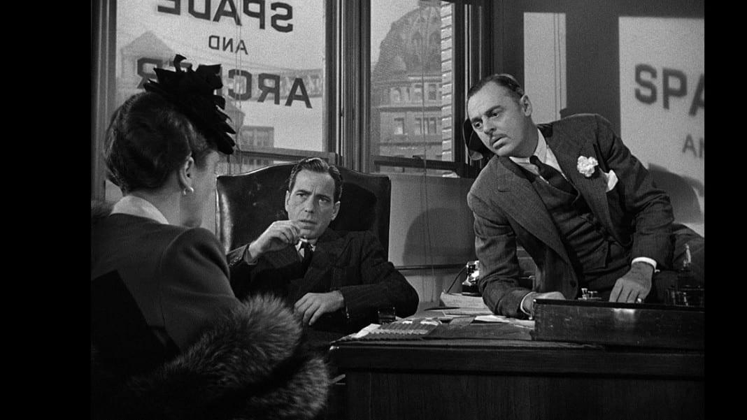 El halcón maltés (1941), de John Huston