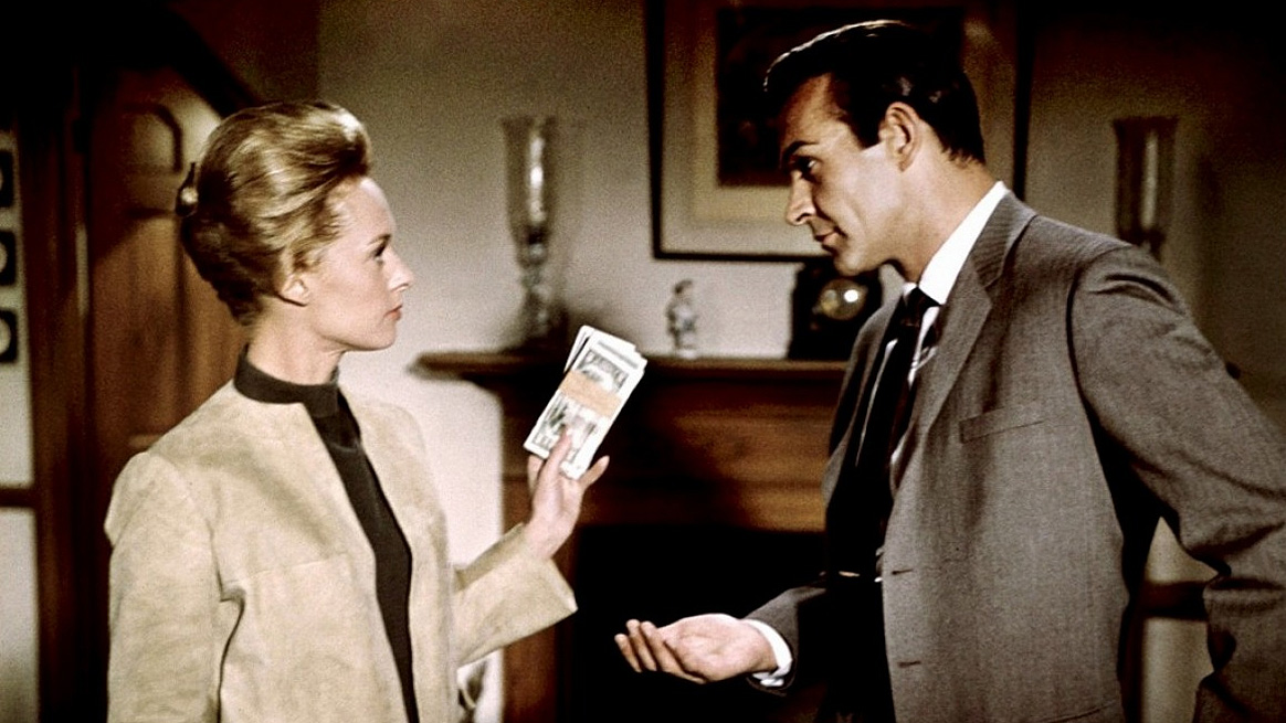 Marnie, la ladrona (Alfred Hitchcock)