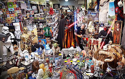 El nuevo merchandising de Star Wars