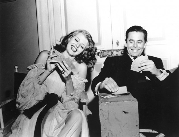 rita hayworth y glenn ford
