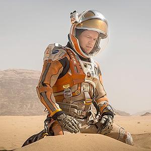 Matt Damon en Marte
