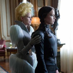 Jennifer Lawrence en Sinsajo Parte 2