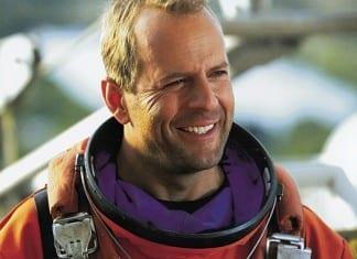 Bruce Willis en Armageddon