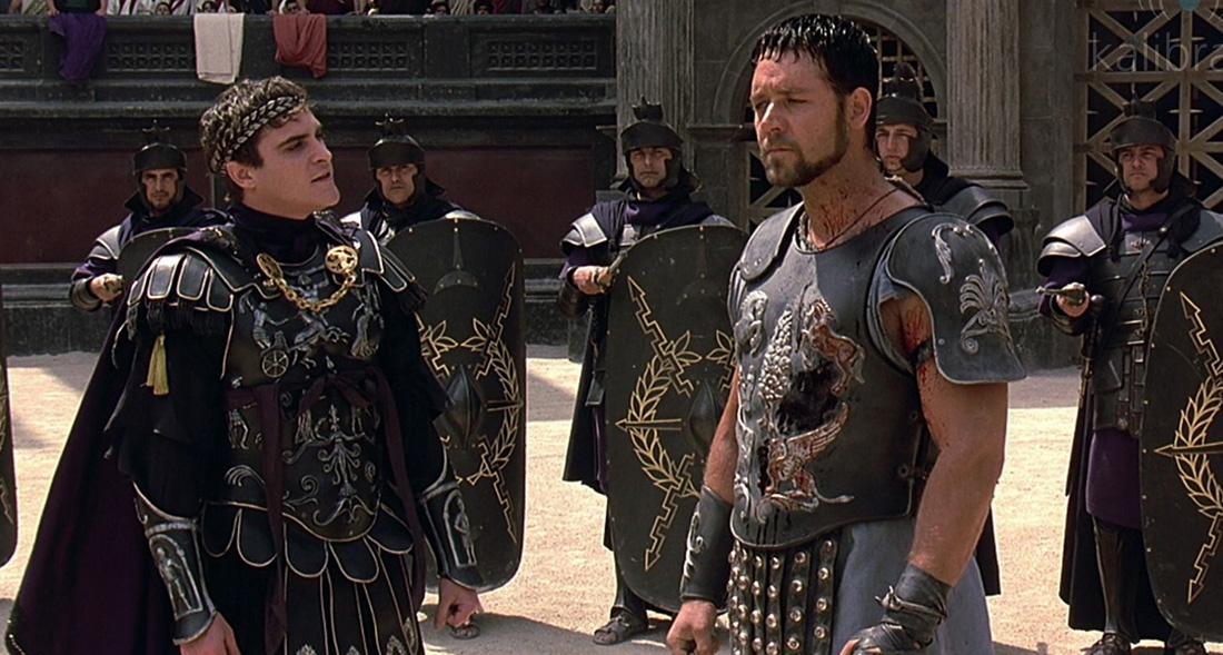 Gladiator, de Ridley Scott