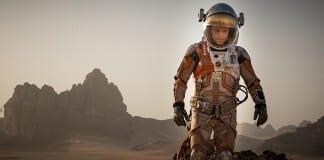 Matt Damon en Marte (The Martian), de Ridley Scott, 2015