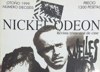 Monográfico de Orson Welles de la revista Nickel Odeon