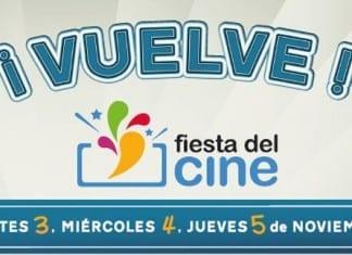 Fiesta del Cine 2015