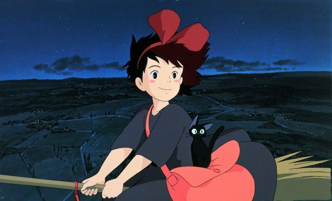 Nicky, la aprendiz de bruja, de Hayao Miyazaki