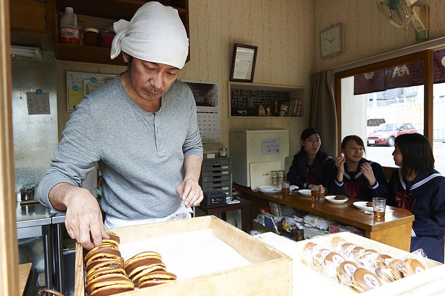Una pastelería en Tokio (Naomi Kawase, 2015)