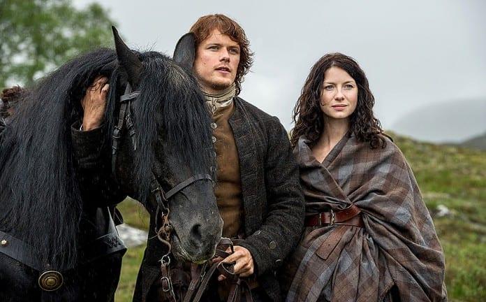 Globos de Oro 2016: Outlander