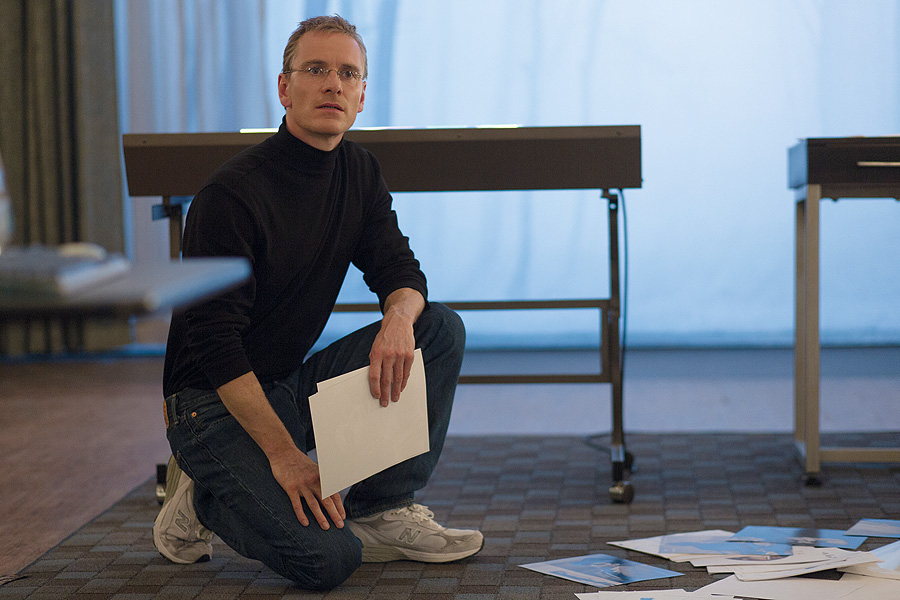 Michael Fassbender en Steve Jobs (Danny Boyle, 2015)