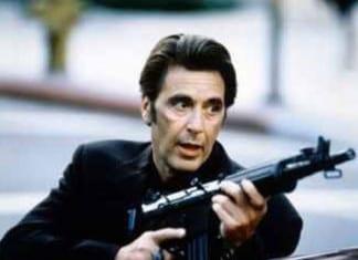 Al Pacino en Heat