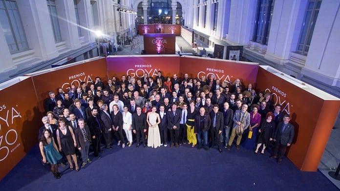 Gala de los Goya 2016