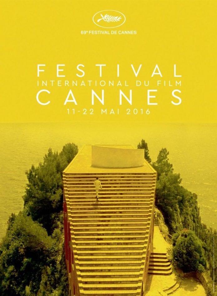 Cartel del Festival de Cannes 2016