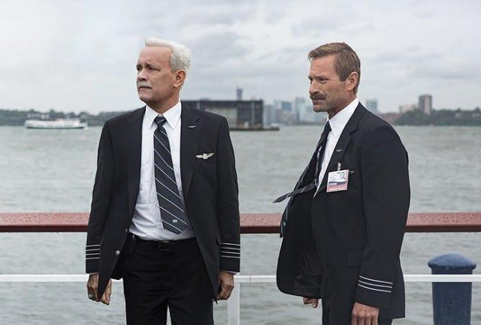 Tom Hanks en Sully