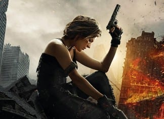 Resident Evil: El capitulo final