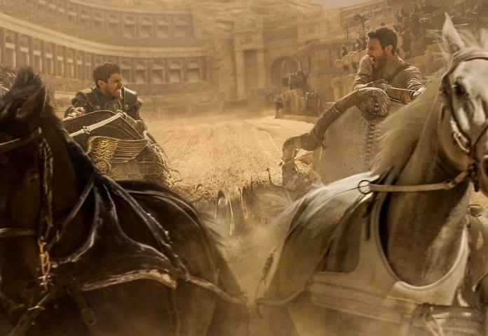 Películas de Romanos: Ben-Hur (2016)