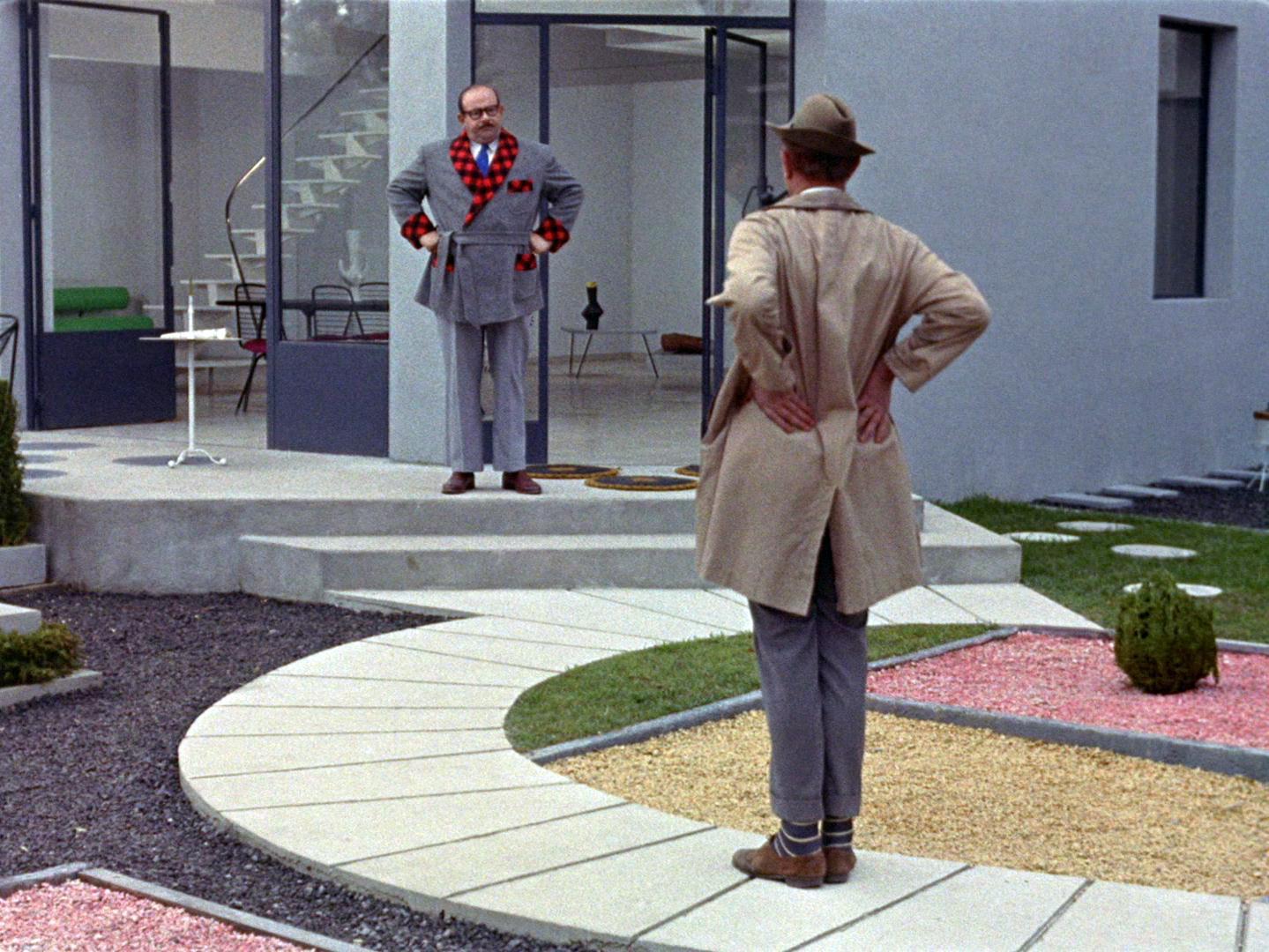 Mi Tío 1958 De Jacques Tati Modernidad Y Tradición Crítica Filasiete