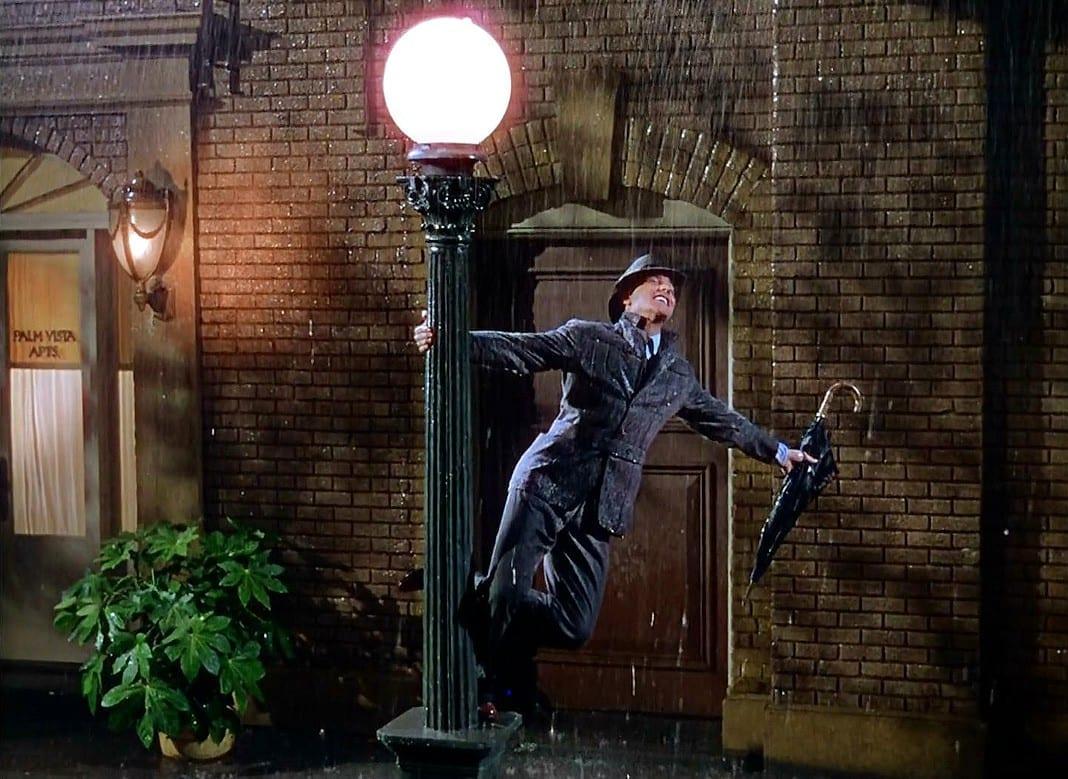 Cantando bajo la lluvia (1952), de Gene Kelly, Stanley Donen