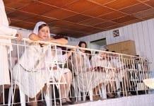 El balcón de las mujeres