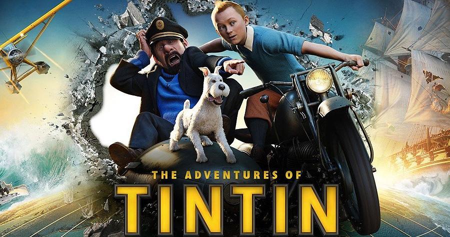 Las aventuras de Tintín 2