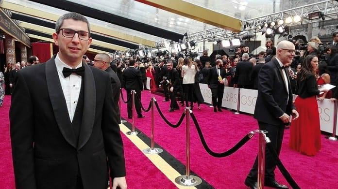 Arturo Méndiz, productor de Timecode
