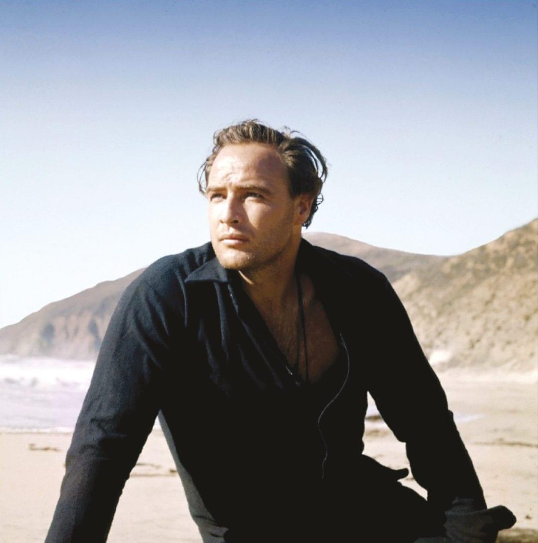 El rostro impenetrable, de Marlon Brando