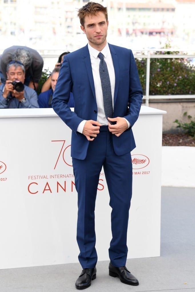 El actor Robert Pattinson, protagonista de Good Time.
