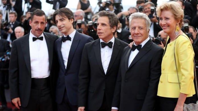 Festival de Cannes 2017. The Meyerowitz Stories