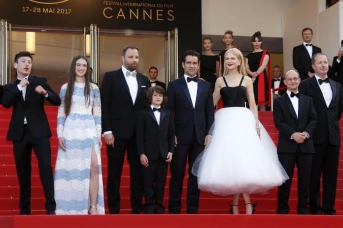 Yorgos Lanthimos en el Festival de Cannes 2017