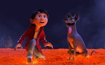 Coco (Disney Pixar´s). Directed by Lee Unkrich, co-directed by Adrian Molina